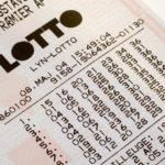 Lotto Kegelspiel