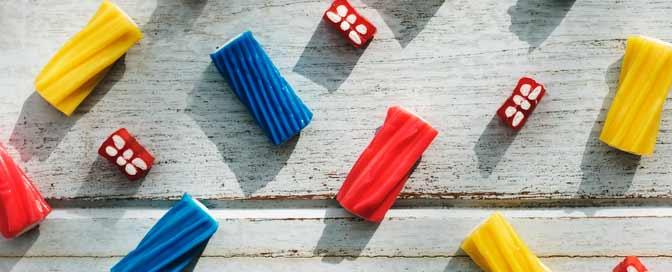 Kegelspiel Das Streichholzspiel