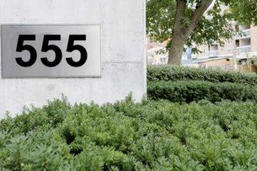 Kegelspiel Hausnummer 555
